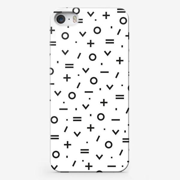 Чехол iPhone « Geometric pattern»