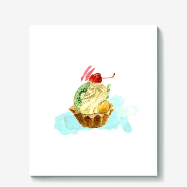 Холст «Пироженка»