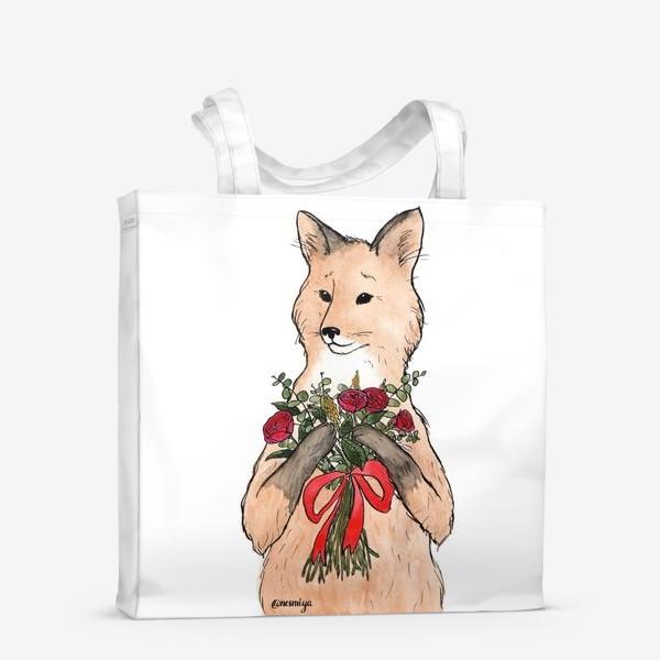 Сумка-шоппер «Лиса»