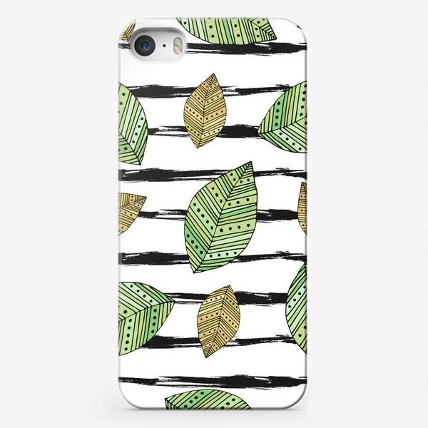 Чехол iPhone «Осень времени»