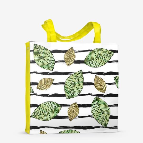 Сумка-шоппер «Осень времени»