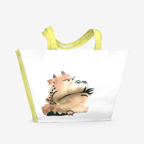 Пляжная сумка «Жевастик»