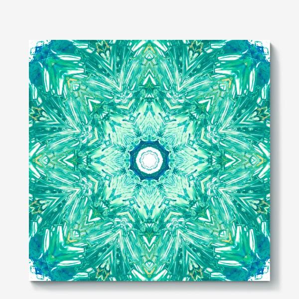 Холст «Sea Art Mandala»