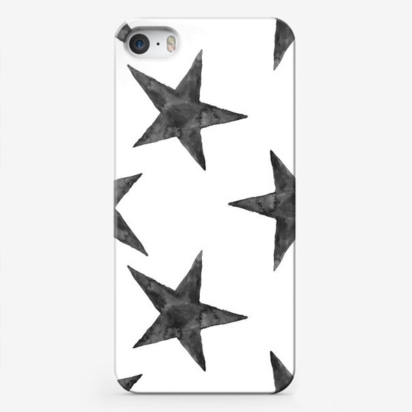 Чехол iPhone «Stars Pattern»