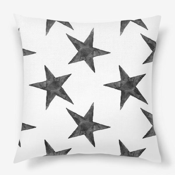 Подушка «Stars Pattern»