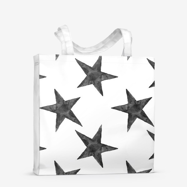 Сумка-шоппер «Stars Pattern»