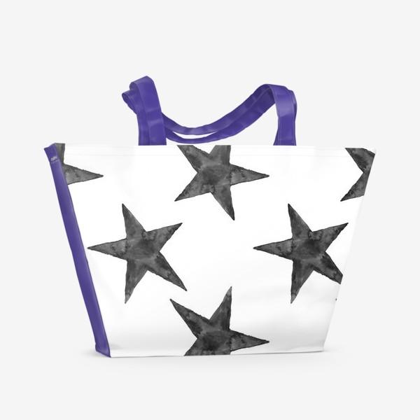 Пляжная сумка «Stars Pattern»