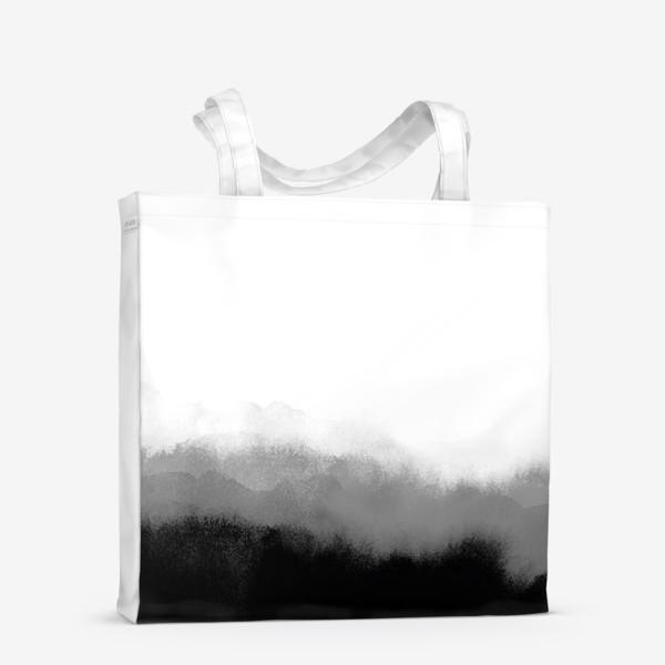Сумка-шоппер «Акварельные фантазии»