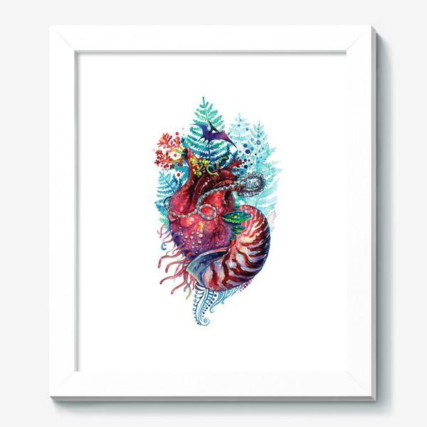 Картина «Ancient Heart - Древнее Сердце»