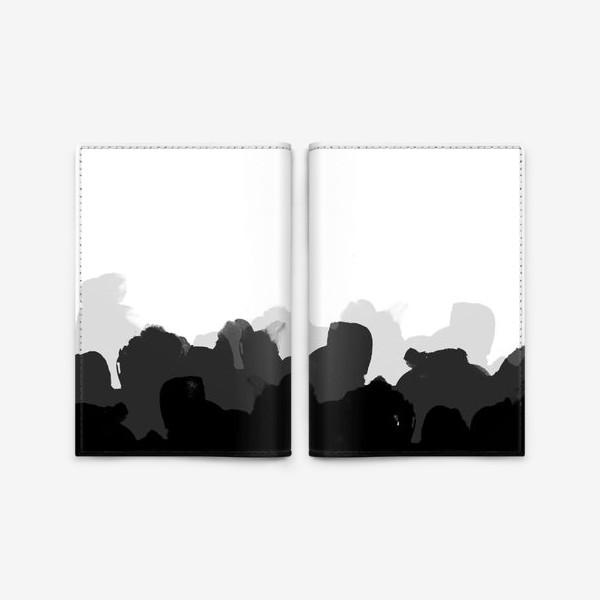 Обложка для паспорта «Акварельные фантазии»