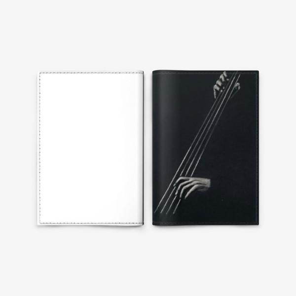 Обложка для паспорта «Музыкант»