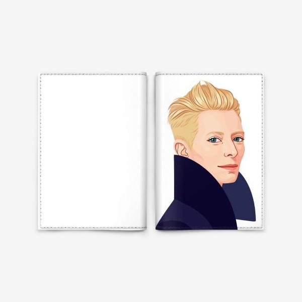 Обложка для паспорта «Тильда»