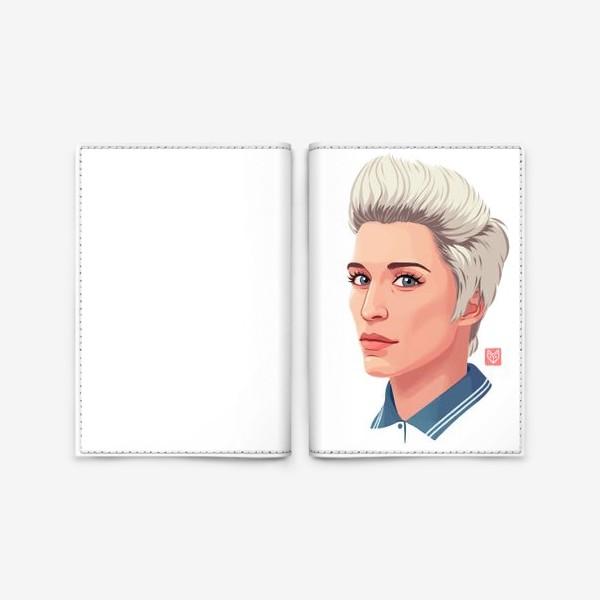 """Обложка для паспорта «Лол (""""Это Англия"""")»"""