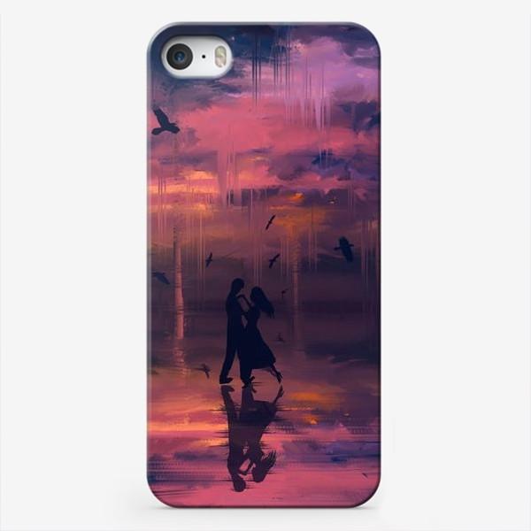 Чехол iPhone «Тающее небо»