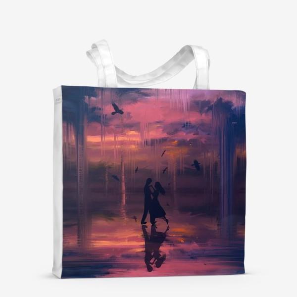 Сумка-шоппер «Тающее небо»
