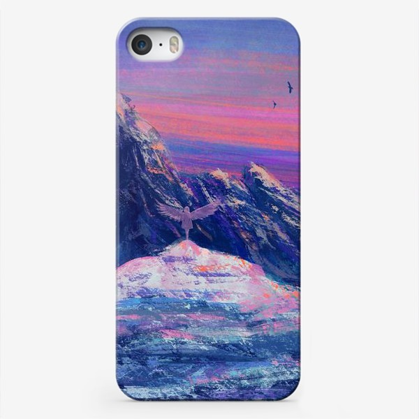 Чехол iPhone «На краю обрыва»