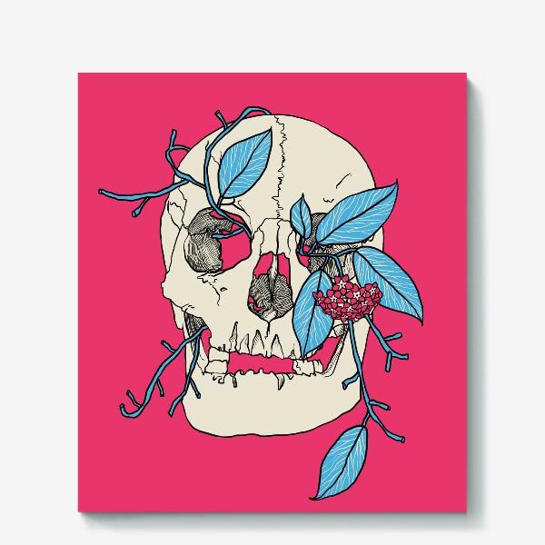 Холст «Skull»