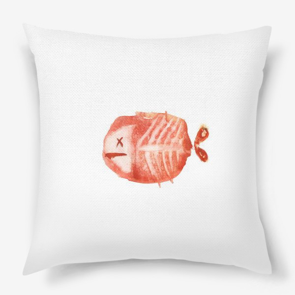 Подушка «Рыбкин»