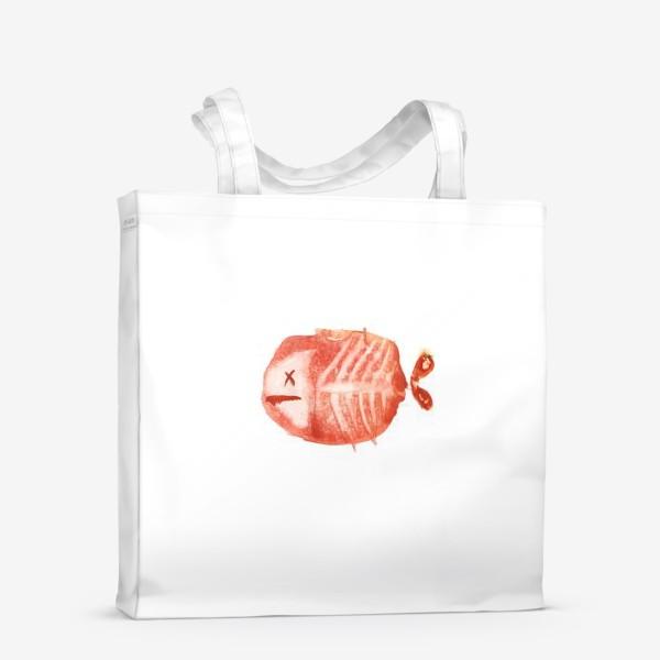 Сумка-шоппер «Рыбкин»