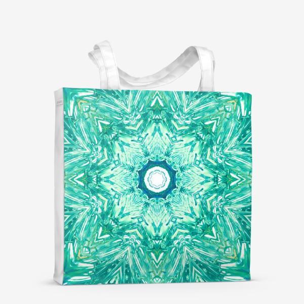 Сумка-шоппер «Sea Art Mandala»