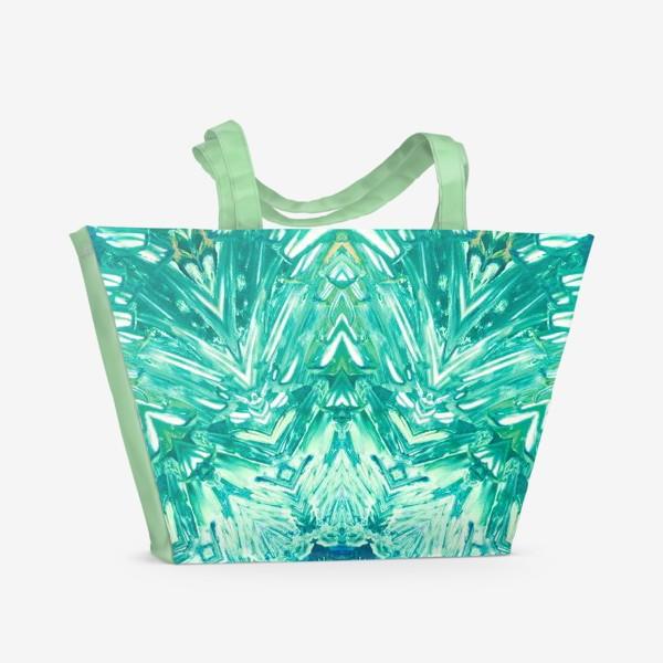 Пляжная сумка «Sea Art Mandala»
