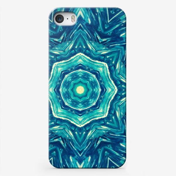 Чехол iPhone «Watercolor Art Mandala»