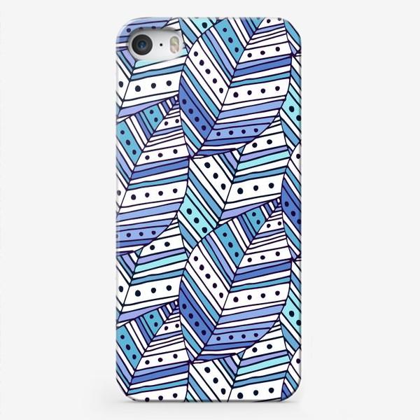 Чехол iPhone «Этника осени»