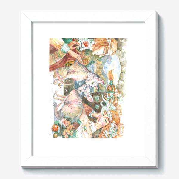 Картина «принцы и принцессы»