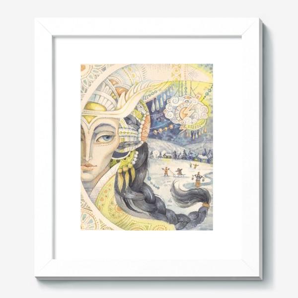 Картина «Зимние сказки»