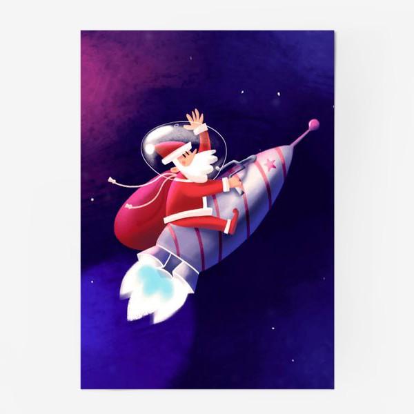 Постер «Дед Мороз»