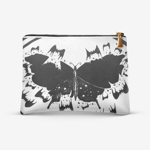 Косметичка «Черная бабочка»