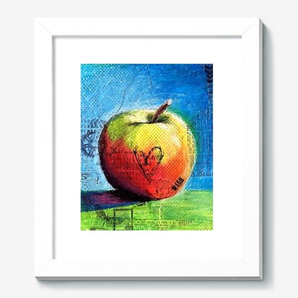 Картина «Яблочное яблоко»