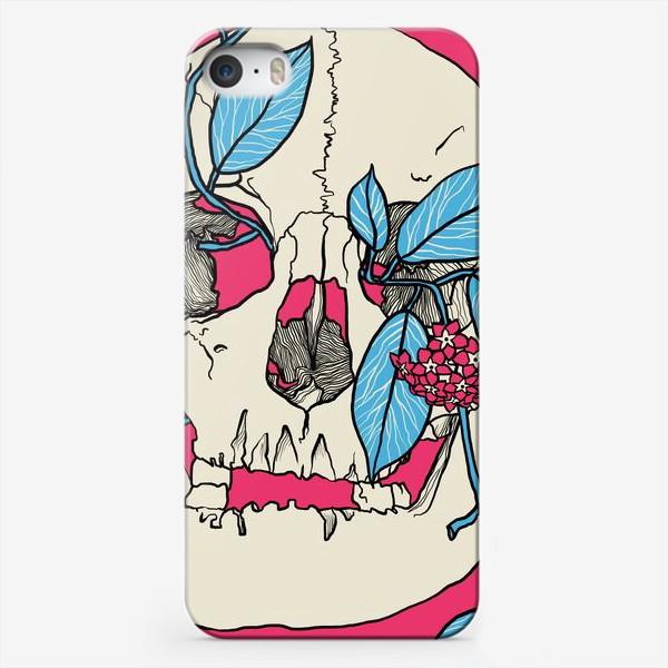 Чехол iPhone «Skull»