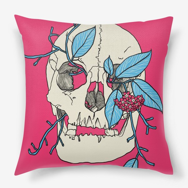Подушка «Skull»