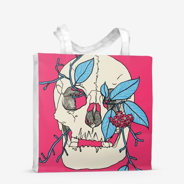 Сумка-шоппер «Skull»