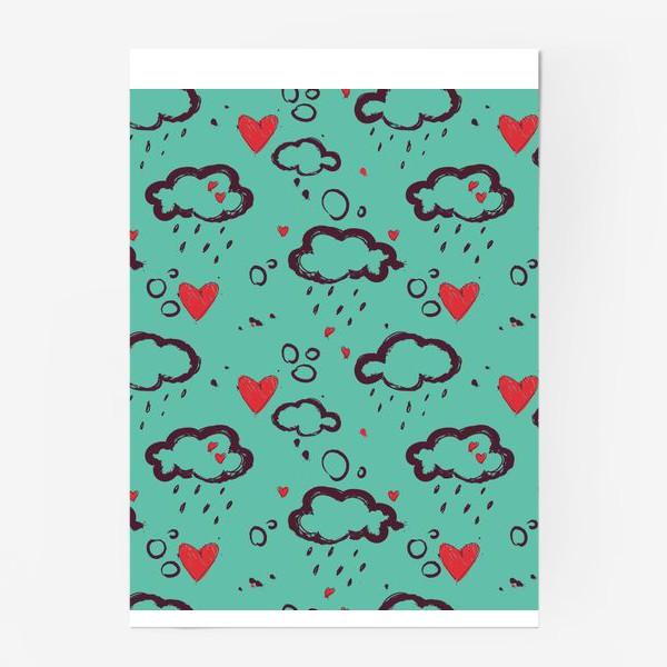 Постер «Осень и любовь»
