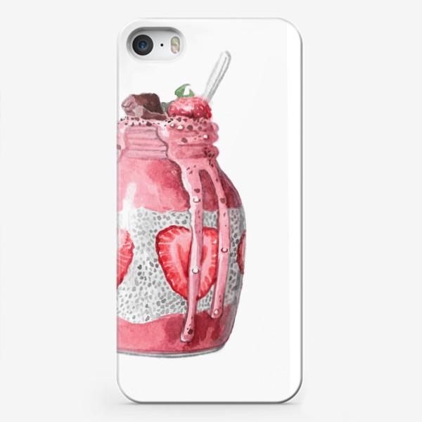 Чехол iPhone «Смузи»