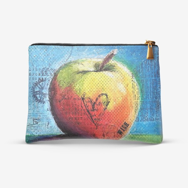 Косметичка «Яблочное яблоко»