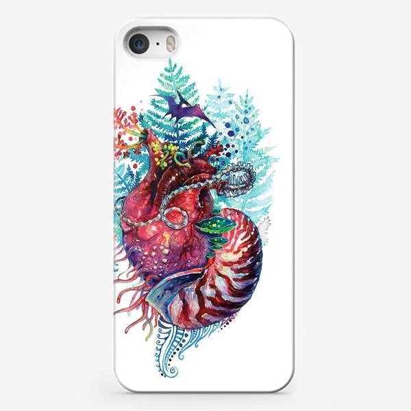 Чехол iPhone «Ancient Heart - Древнее Сердце»