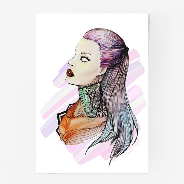 Постер «Ева»