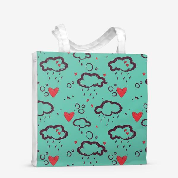Сумка-шоппер «Осень и любовь»
