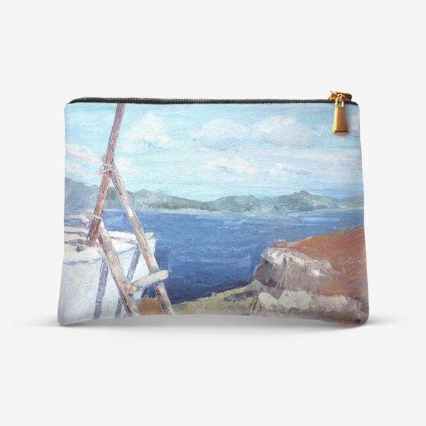 Косметичка «Море. Горы. Крит»