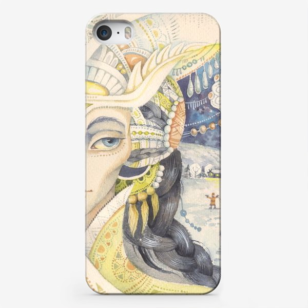 Чехол iPhone «Зимние сказки»