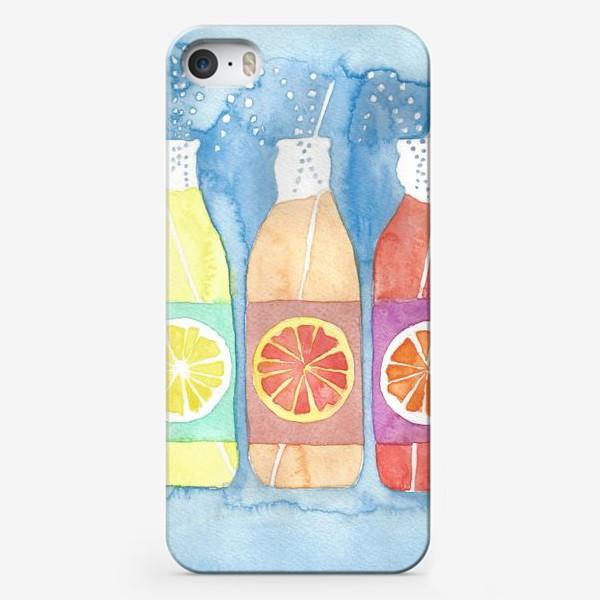 Чехол iPhone «Лимонад»