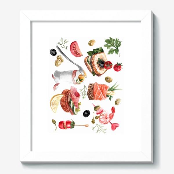 Картина «Завтрак»