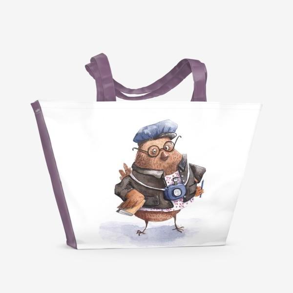 Пляжная сумка «Коррекспондент Чик»