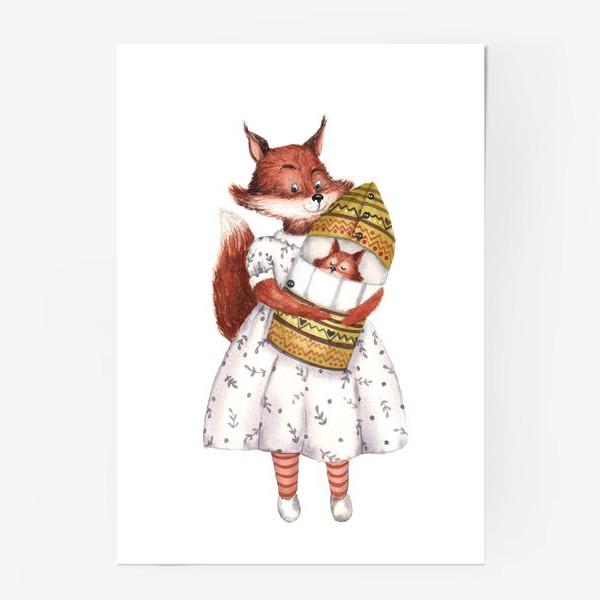Постер «Мама Белка»