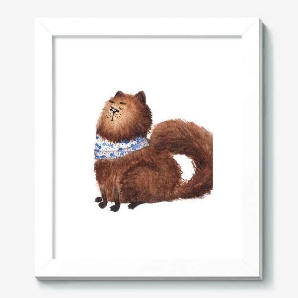 Картина «Обиженный кот»