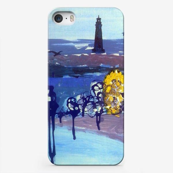 Чехол iPhone «ДЫХАНИЕ МОРЯ»