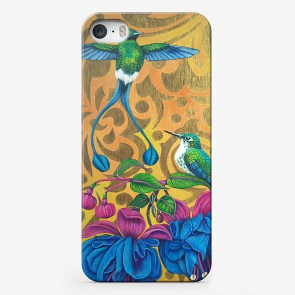 Чехол iPhone «Идиллия.»